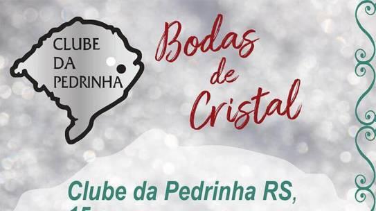 OS 15 ANOS DO CLUBE DA PEDRINHA RS!!!DEPOIMENTOS